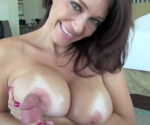 step mom helps son anal